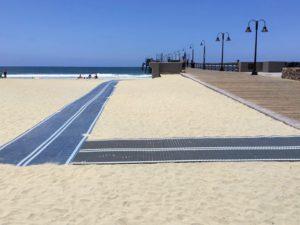 Imperial Beach Beach Mats