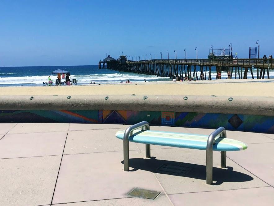 Imperial Beach Pier San Diego Fishing Piers