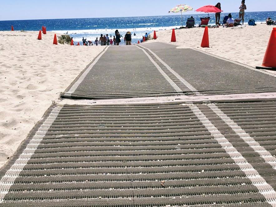 San Diego Wheelchair Accessible Beaches San Diego Beach