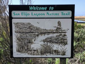 San Elijo Lagoon Nature Trail Sign