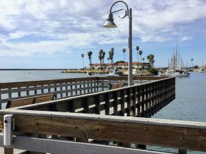 Oceanside Small Craft Harbor Pier