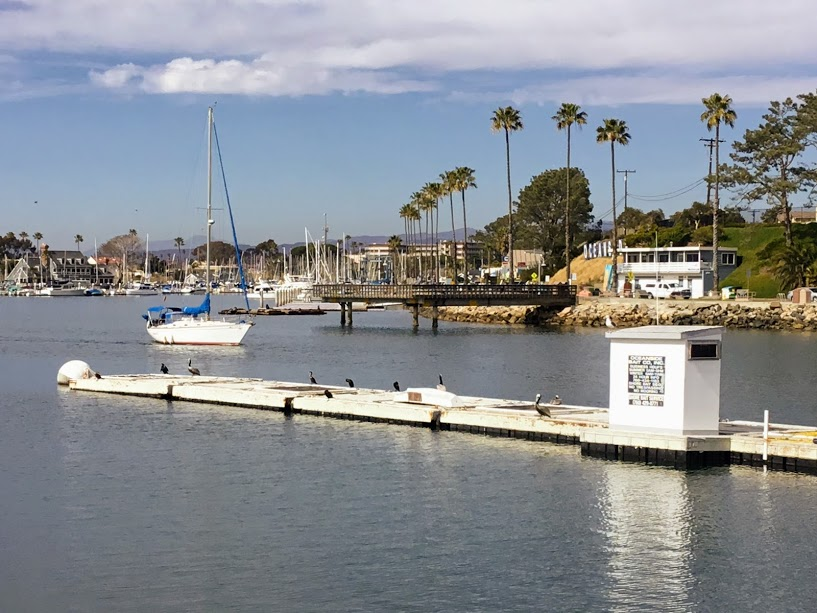 Oceanside Harbor San Diego Fishing Pier