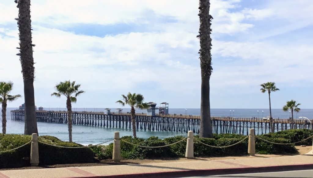 Oceanside Pier San Diego Fishing Pier