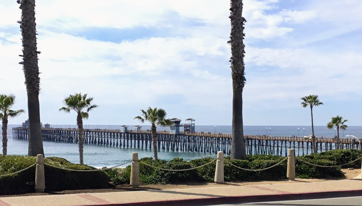 List of san diego fishing piers san diego beach secrets for Fishing license san diego