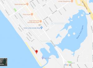 Saint Malo Beach Map
