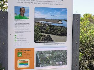 San Elijo Lagoon Enhancement Project Poster