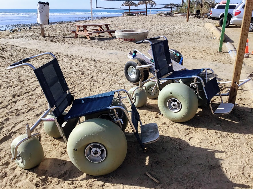 San Go Wheelchair Accessible Beaches Beach