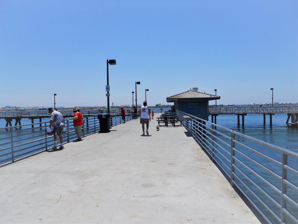 Shelter Island Pier San Diego Fishing Piers
