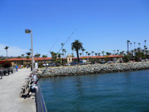 Shelter Island Pier San Diego Fishing Piers