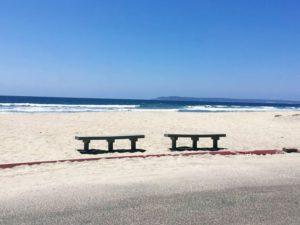 Silver Strand Beach San Diego Wheelchair