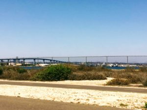 Silver Strand Bike Path San Diego Wheelchair