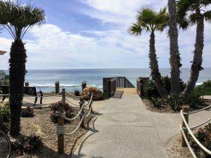 Cassidy Street Beach entrance
