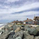 Saint Malo Beach Oceanside