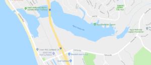 Agua Hedionda Lagoon Google Map