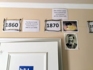 1860 to 1879 facts in History Hall