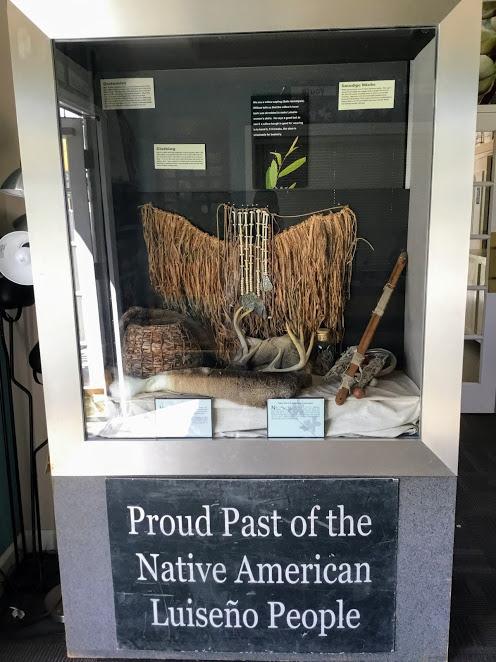 Luiseno Heritage Display