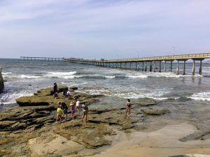 Ocean Beach Pier San Diego Fishing Piers south T