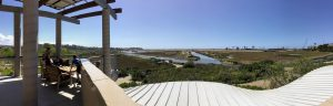 Second Story Panoramic View San Elijo Lagoon
