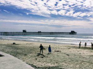 Oceanside Beach San Diego Beaches