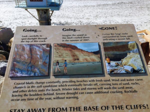 Coastal Bluff Information Torrey Pines State Beach