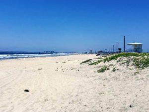 Silver Strand State Beach San Diego Beach Camping