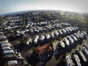 Oceanside RV park 1 San Diego Beach Camping