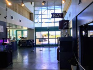 Bay Displays living coast discovery center