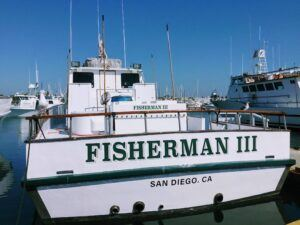 Fisherman III San Diego Bay Sportfishing