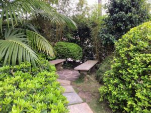 Meditation alcove hidden gems in San Diego