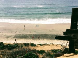 South Ponto Beach VIew hidden gems in San Diego