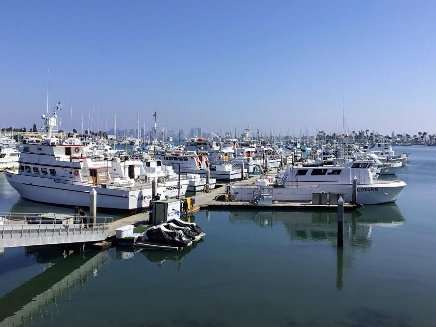 Americas Cup Harbor San Diego Bay