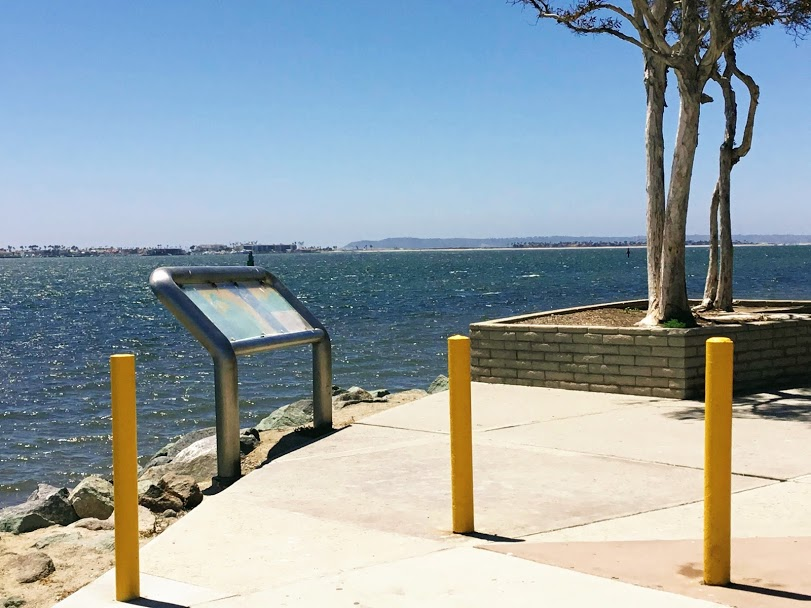 Bayside Park Chula Vista San Diego Bay