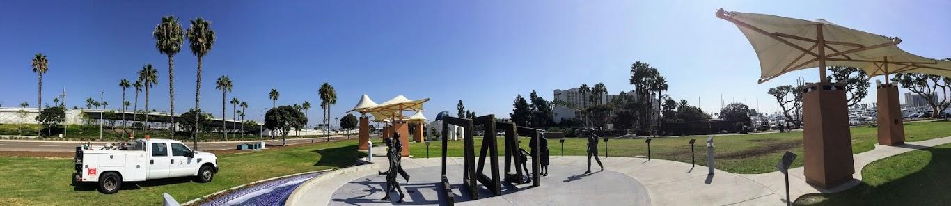 Cancer Survivors Park Spanish Landing San Diego Bay