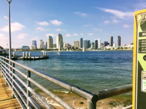 Coronado Downtown View San Diego Bay