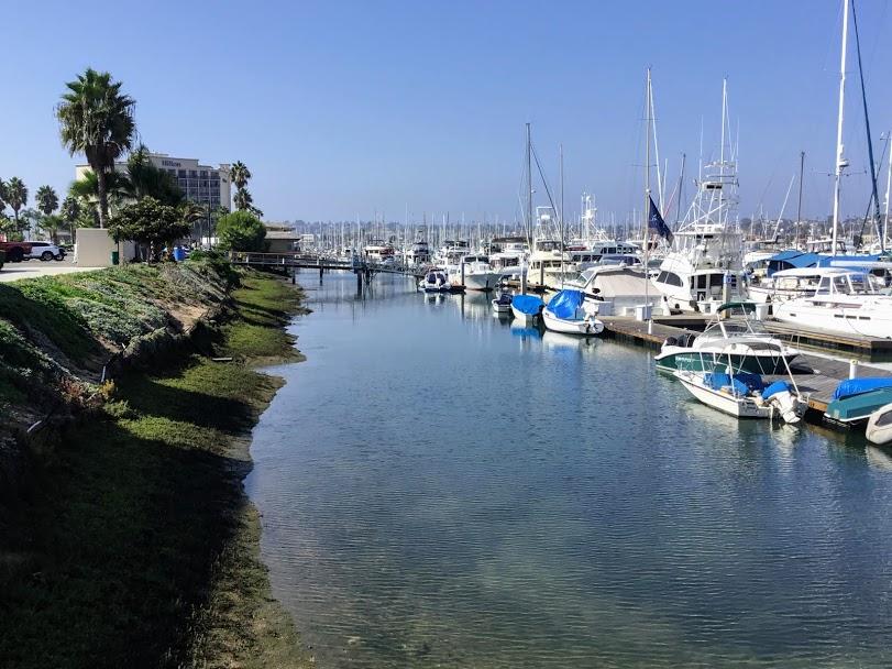 Harbor Island West View San Diego Bay