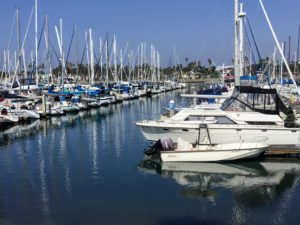 Marina Cortez Harbor Island San Diego Bay