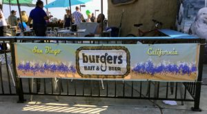 Burgers Bait and Beer Embarcadero Pier