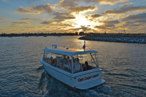 Captain Coupes Launch Mission Bay Cruises