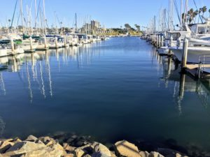 Oceanside Harbor Pacific Coast Sail Charters