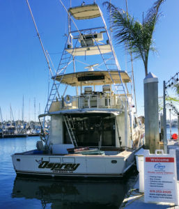 Osprey Yacht Charters Mission Bay Cruises