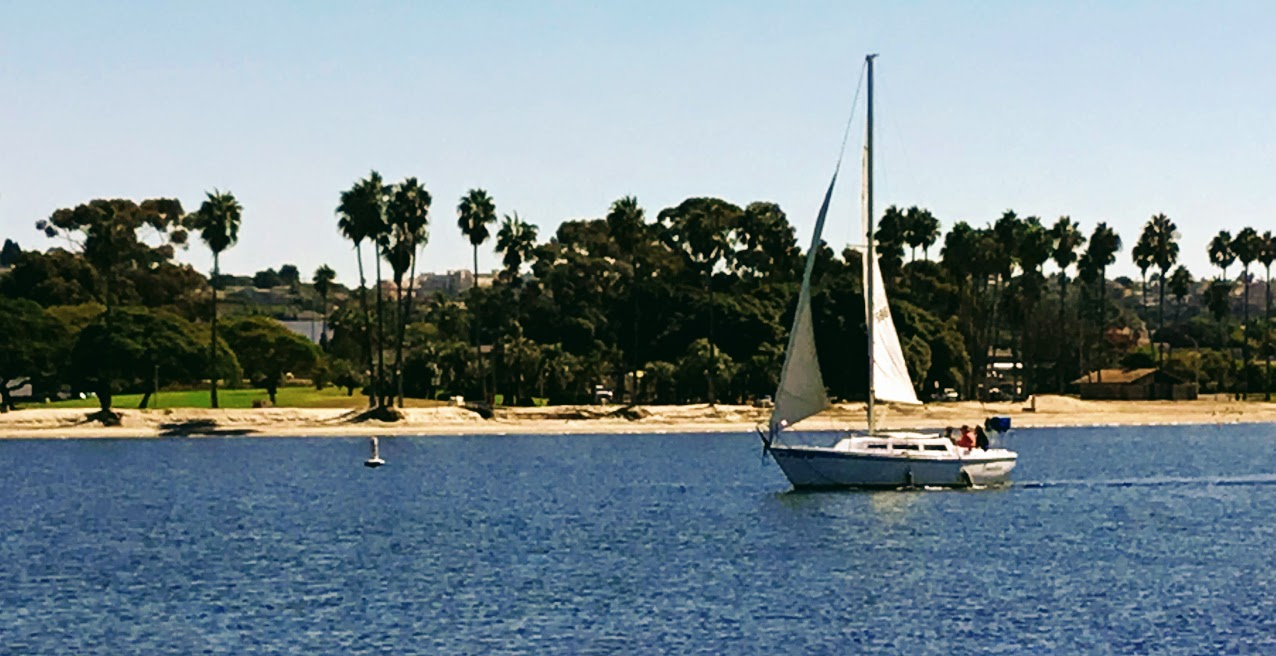 Sailboat Mission Bay Cruises