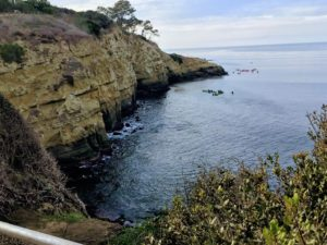 Caves Beach La Jolla Coast Walk Trail
