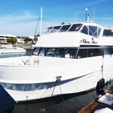 Cherie Amie Yacht Charters San Diego Bay Cruises