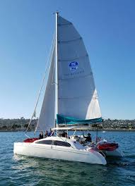 Fun Cat Sailing Adventures San Diego Bay Cruises