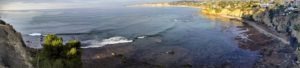 La Jolla Caves Beach Pano Trail
