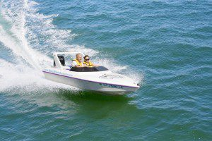 Speed Boat Adventures San Diego Bay Cruises