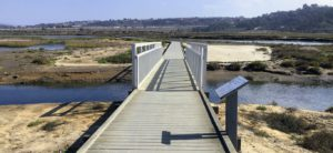 Birdwatching Platform San Dieguito River Trail
