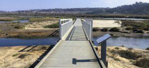Birdwatching Platform San Dieguito River Trail