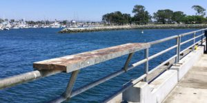 Chula Vista Launch Ramp San Diego Bay
