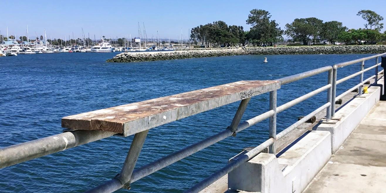 Chula Vista Launch Ramp San Diego Bay